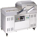 Напольный вакуумный двух-камерный упаковщик CAS СVP 500-2SB Производительность: 1-2 цикла в минуту Рабочие размеры камеры (ДхШхВ) 433 х 500х8х2мм Габаритные размеры камеры (ДхШхВ) 620x560x120 мм Питающее напряжение 220В 50 Гц Потребляемая мощность 0,9×2 кВт*ч Производительность насоса вакуума 20×2 м3/ч Размеры упаковщика (ДхШхВ) 1250х705х1025 мм Масса упаковщика 200 кг Рассчитать стоимость заказа